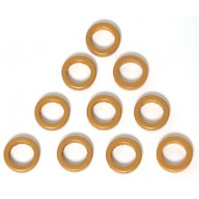 10 HOLZRinge für Ringbrett kompakt