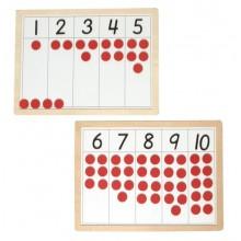 Magnetische Zahlen und Chips