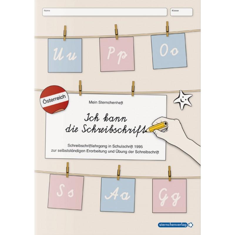 Ich kann die Österreichische Schulschrift 95