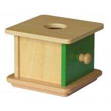 Imbucare Box mit Strickball