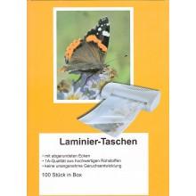 Laminier-Taschen A4 80 mic matt