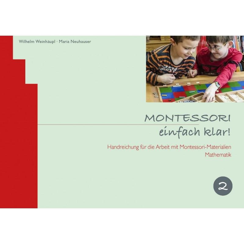 Montessori einfach klar! BAND 2