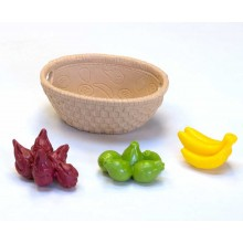 Futter Set Früchte