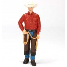 Pferdetrainer Ken