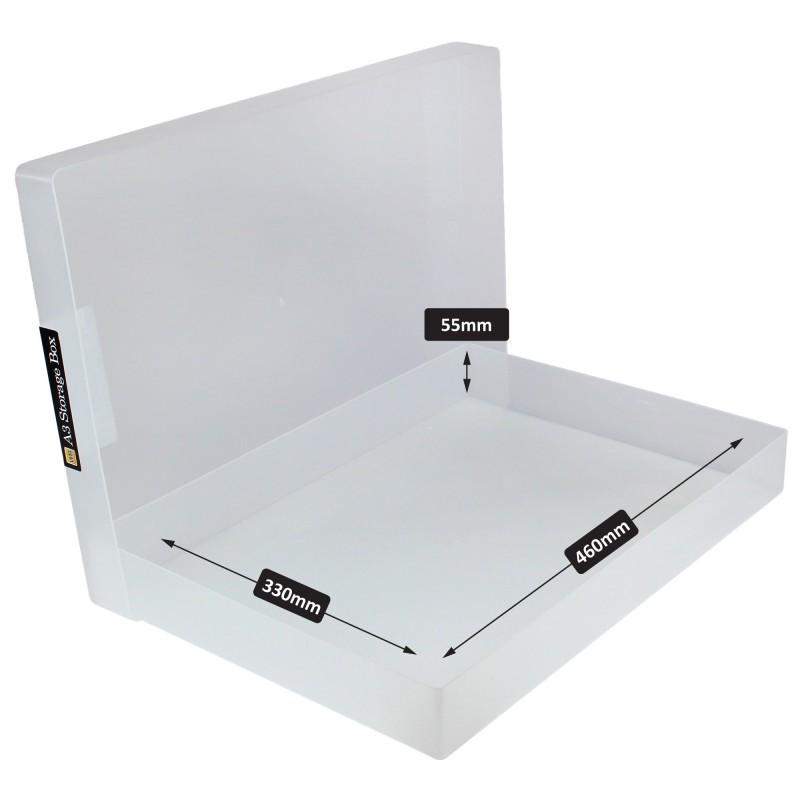Kunststoff Box A3