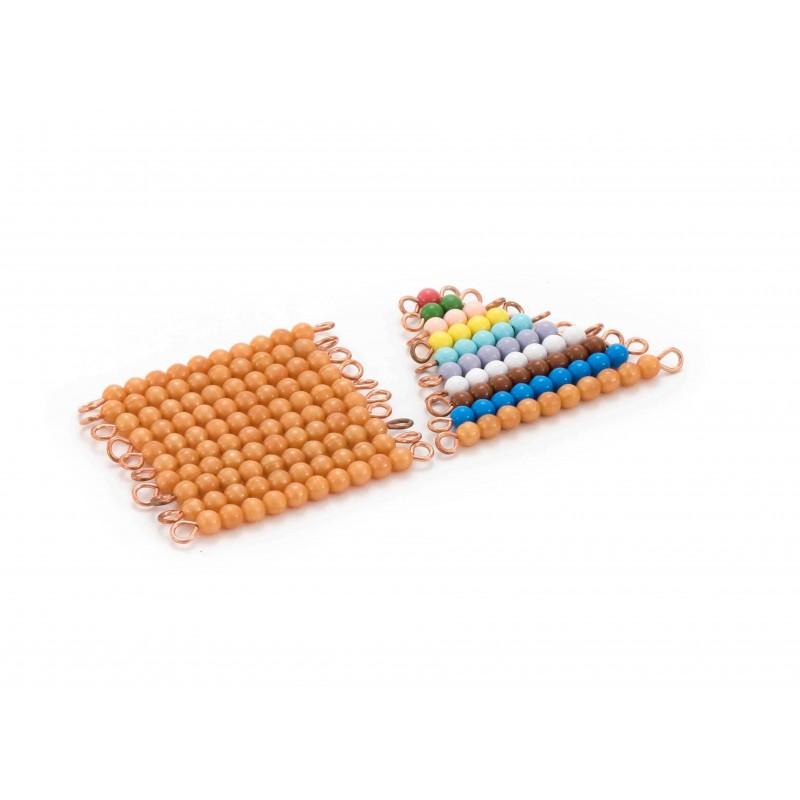 Perlenstangen zu Aufhängung 11 -20 LOSE PERLEN