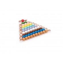 Perlenstangen zu Aufhängung 1-10 LOSE PERLEN