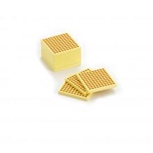 Quadrate für Perlenmaterial