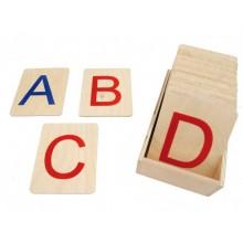 Fühlbuchstaben groß DS