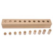Einsatzzylinderblock 4