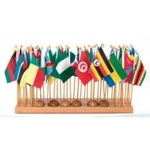 Flaggen Afrika