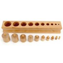 Einsatzzylinderblock 1 klein/groß