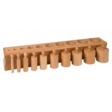 Block mit Zylindern 2