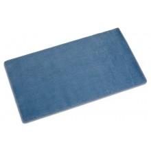 Arbeitsteppich - hellblau