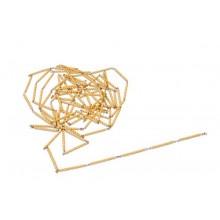 Tausenderkette - lose Perlen, Kunststoff