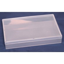 Transparente Kunststoff Box A4 SOFT