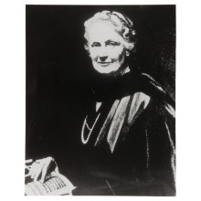 Foto Of Painting - Maria Montessori: 8 x 10 in