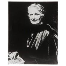 Foto Of Painting - Maria Montessori: 8 x 10 in
