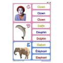 ABC in mehreren Sprachen mit interakt. Lernsoftware