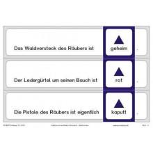 Adjektive mit dem Räuber Hotzenplotz, Adj. blau