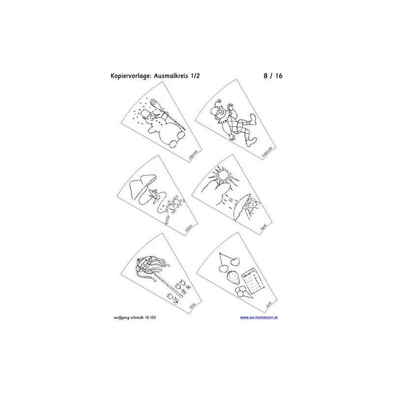 6158 Jahreskreis Fur Tisch Mit Fotos 75cm